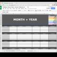Social Media Metrics Spreadsheet Regarding 10 Readytogo Marketing Spreadsheets To Boost Your Productivity Today