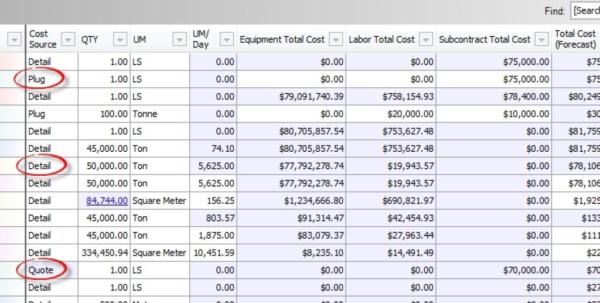 Software Estimation Spreadsheet Regarding Construction Cost Estimating Spreadsheet  Laobingkaisuo Intended