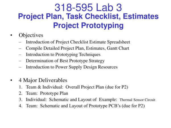Software Estimation Spreadsheet Regarding Ppt Project Plan Taskt Estimates Prototyping Estimation Software
