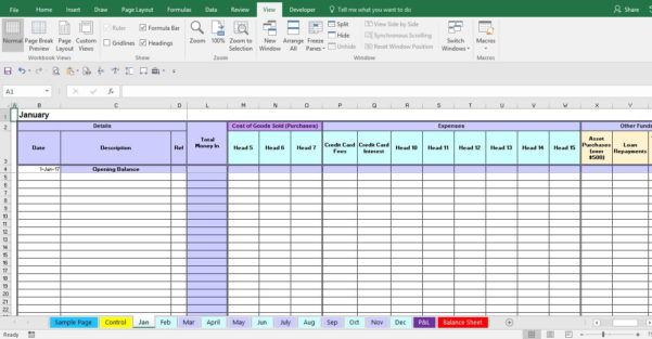 Sole Trader Expenses Spreadsheet Template Regarding Bookkeeping Template For Sole Trader Bookkeeping Spreadshee