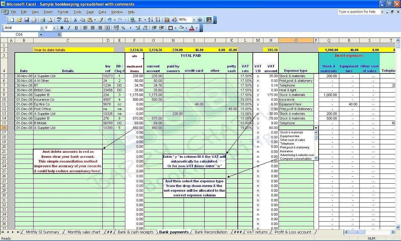 Free Bookkeeping Software - Easy Accountancy