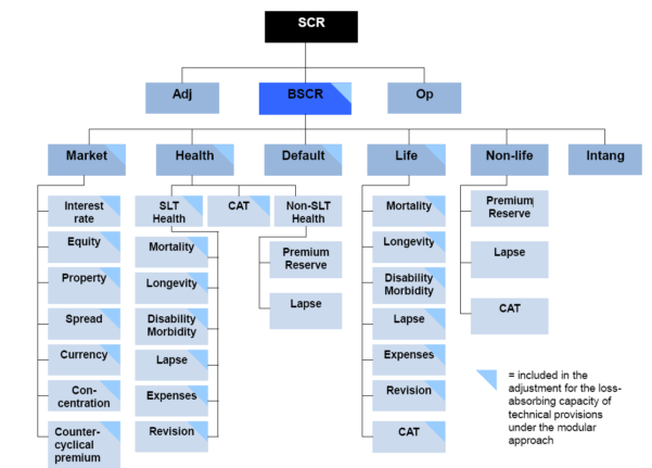 Solvency Ii Standard Formula Spreadsheet With Capital Requirements For Health Insurance Under Solvency Ii  Pdf