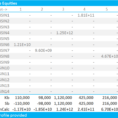 Speed Equity Spreadsheet Pertaining To Isda Simm™ In Excel – Equity Derivatives
