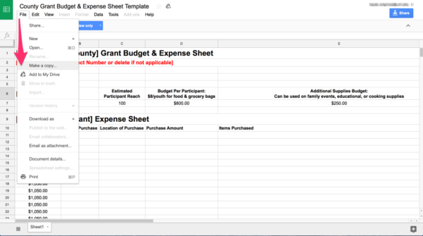 Spending Spreadsheet Google Docs Within Example Of Budget Spreadsheet Google Docs  Pianotreasure