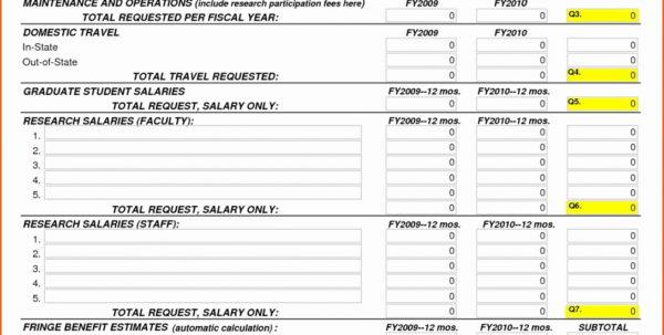 Split Expenses Spreadsheet Regarding Grant Budget Template Excel  Blogihrvati
