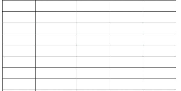 Sponsorship Spreadsheet Template In Template: Cash Out Sheet Template