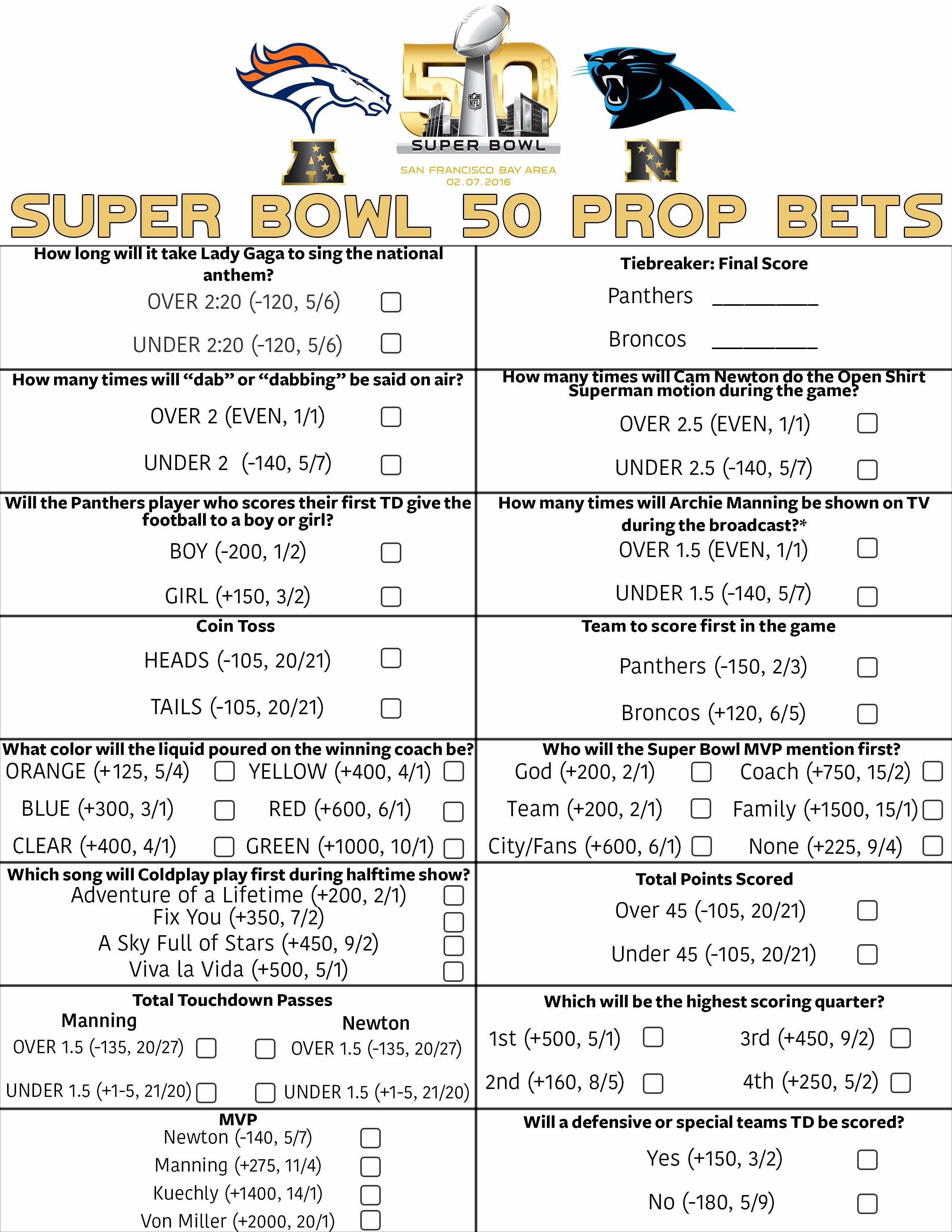 Sports Betting Spreadsheet Pertaining To Super Bowl Betting Sheet Awesome 13 Best Sports Betting Software