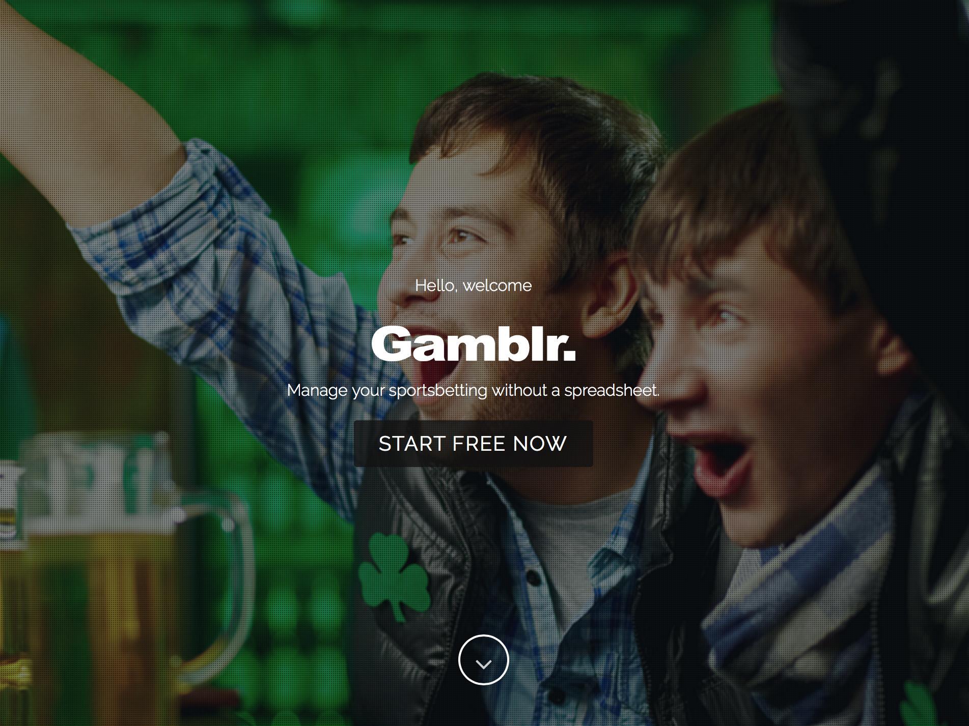 Sports Betting Spreadsheet Throughout Gamblr.io  Sports Betting Tracker Without A Spreadsheet. : Sideproject