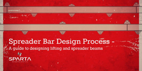 Spreader Beam Calculation Spreadsheet Throughout Spreader Bar Design Process  A Guide To Designing Lifting And