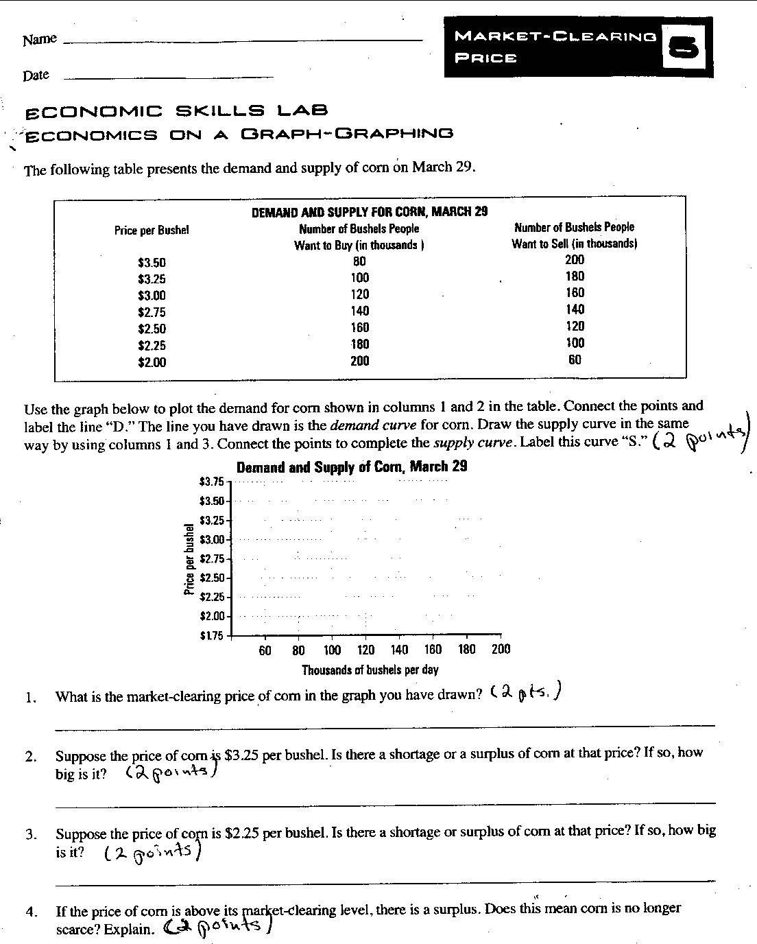 Spreadsheet Activities For High School Students In Spreadsheet Lesson Plans For High School Template