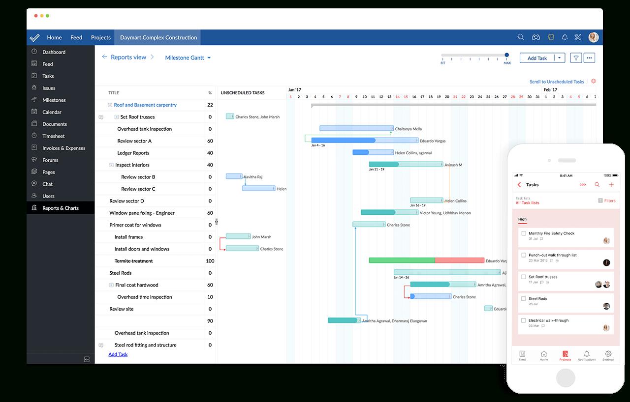 Spreadsheet Alternatives For 11 Userfriendly Excel Alternatives  Scoro