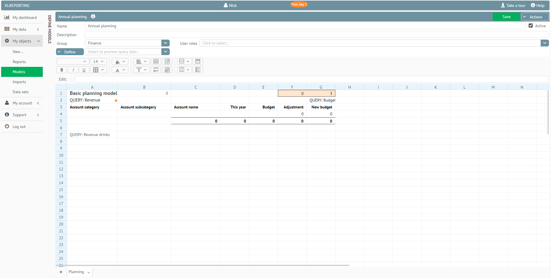 Spreadsheet Application Regarding Creating An Online Spreadsheet Application  Dzone Web Dev