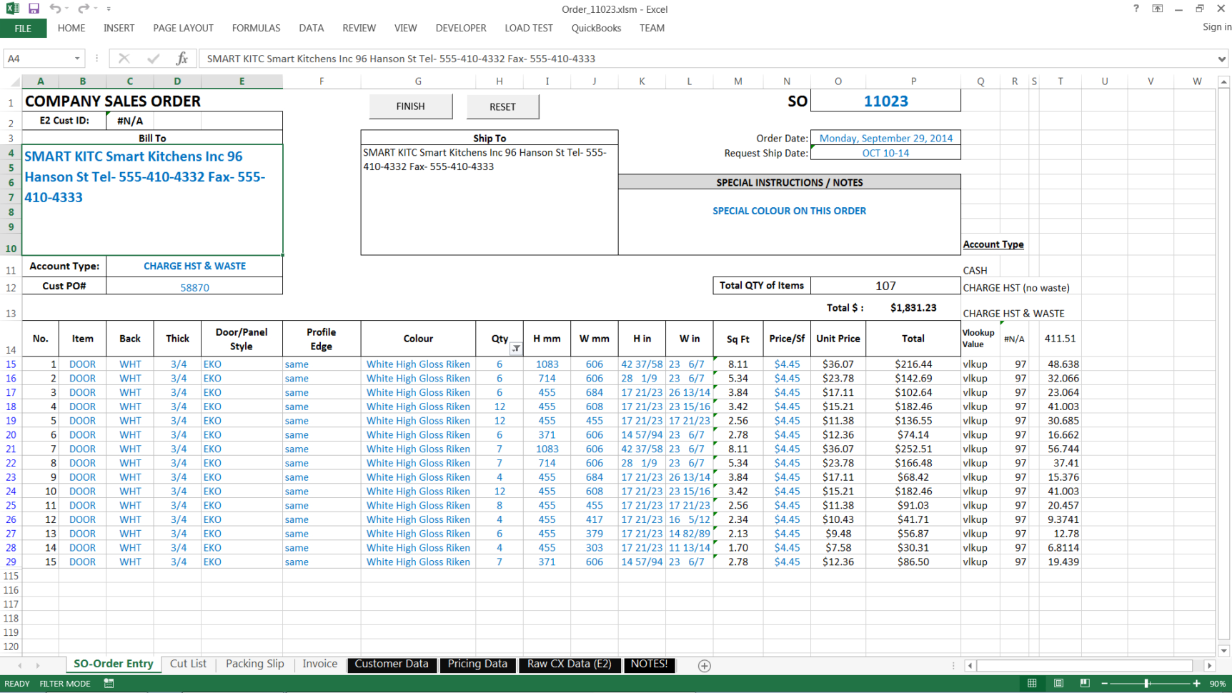Spreadsheet Applications Other Than Excel Within Custom Excel Spreadsheet Applications