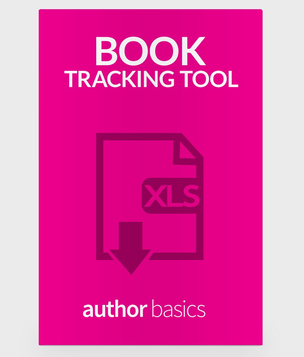 Spreadsheet Book With Regard To Book Tracking Spreadsheet Tool  Author Basics