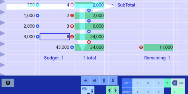 "Spreadsheet Calculator App For Sheetcalc 公式アカウント On Twitter: ""sheetcalc Is A Spreadsheet"