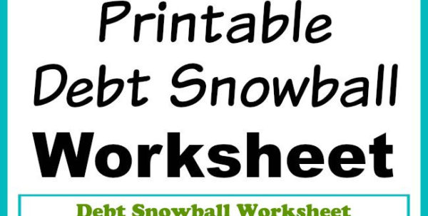 Spreadsheet Calculator Throughout Sheet Free Printable Debt Snowball Worksheet Pay Down Your Excel