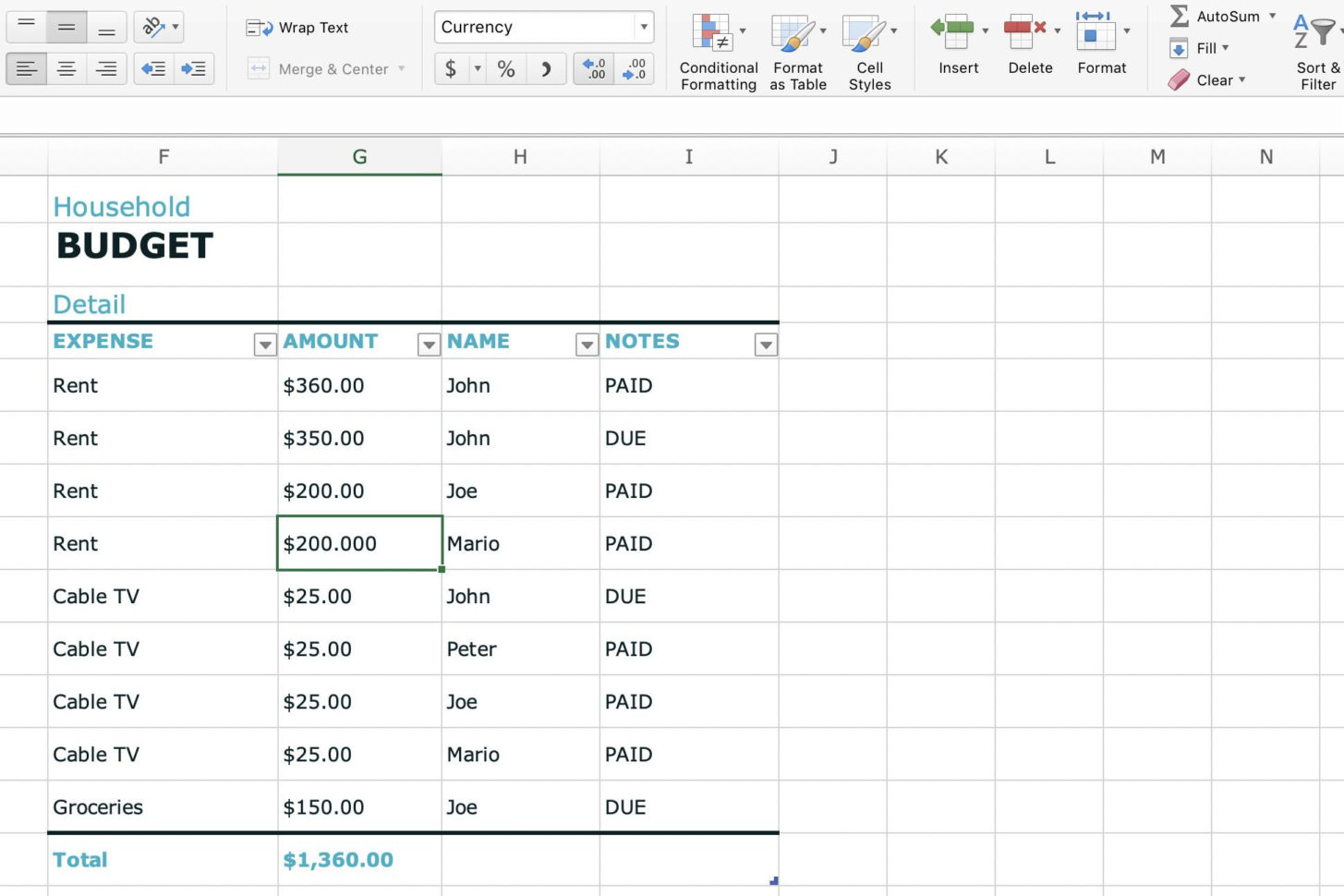 Spreadsheet Cell Definition Intended For What Is A Spreadsheet Cell?