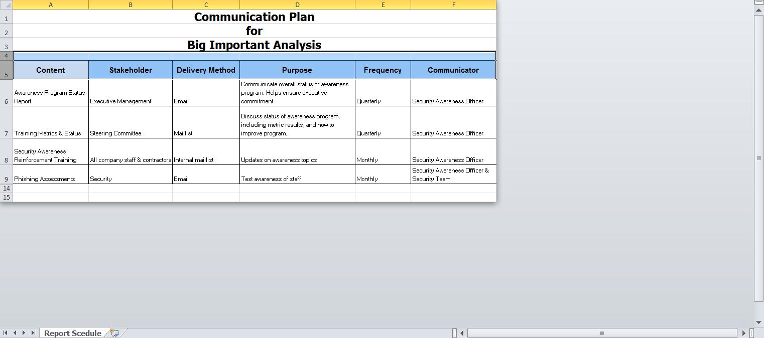 spreadsheet column  u2013 db