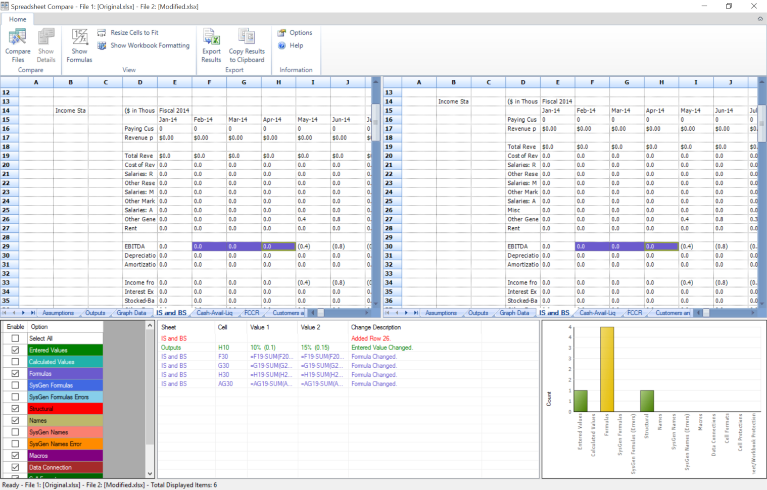 Spreadsheet Compare For The Best Way To Compare Two Excel Workbooks