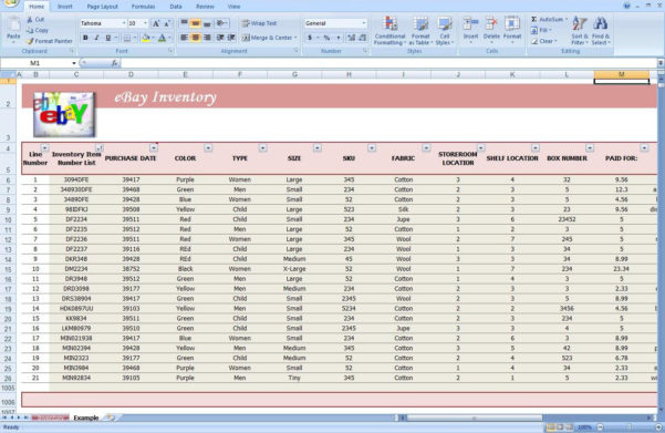 Spreadsheet Control Software Throughout Business Inventory Tracking Spreadsheet Software Other First