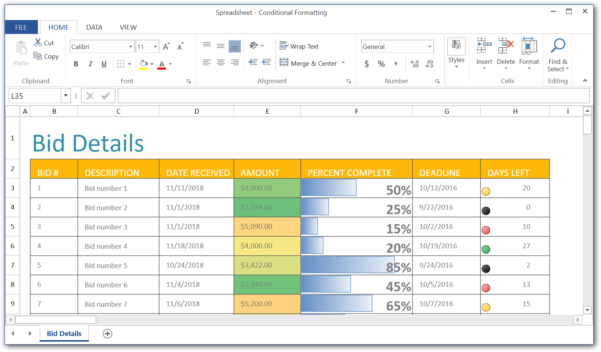 Spreadsheet Controls In Wpf Spreadsheet  Syncfusion Wpf Ui Controls  Visual Studio Marketplace