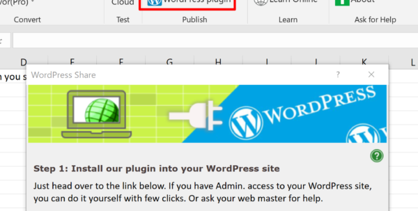 Spreadsheet Converter Review Inside Help: Upload A Spreadsheet To Wordpress  Spreadsheetconverter