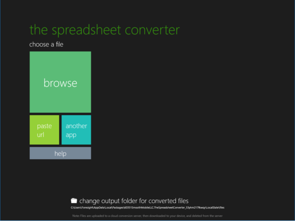 Spreadsheet Converter Review Throughout The Spreadsheet Converter For Windows 10  Free Download And