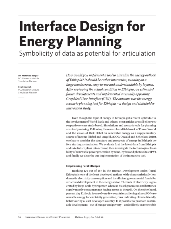 Spreadsheet Data Grapher Etool With Pdf Interface Design For Energy Planning  Symbolicity Of Data As