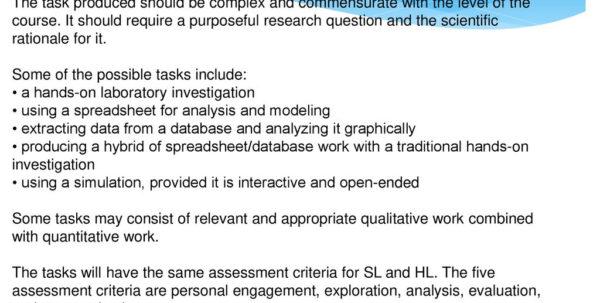 Spreadsheet Database Hybrid Pertaining To Investigation Assessment Criteria  Ppt Download
