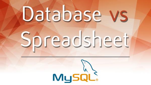 Spreadsheet Database Pertaining To Database Vs Spreadsheet  Advantages And Disadvantages