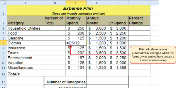 Spreadsheet Design Examples In Sample Of Excel Worksheet Or Example Sheet With Spreadsheet Formulas Spreadsheet Design Examples Payment Spreadsheet
