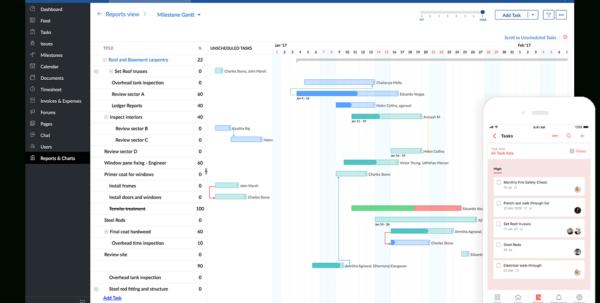 Spreadsheet Driven Web Applications With Regard To 11 Userfriendly Excel Alternatives  Scoro