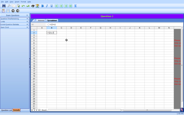Spreadsheet Exam Throughout Spreadsheet Tab  Poweredkayako Help Desk Software