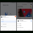 Spreadsheet For Android Phone Inside Implementing Google's Refreshed Modal Bottom Sheet – The Halcyon
