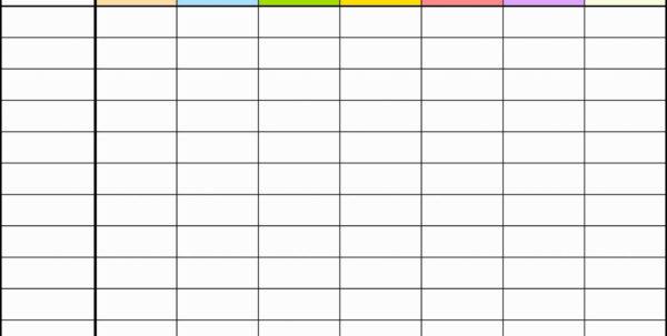 Spreadsheet For Bill Tracking Intended For Bill Tracker Spreadsheet Medical Simple Bills Free Printable