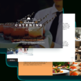 Spreadsheet For Catering Business Regarding Catering Proposal Template  Free Sample  Proposify
