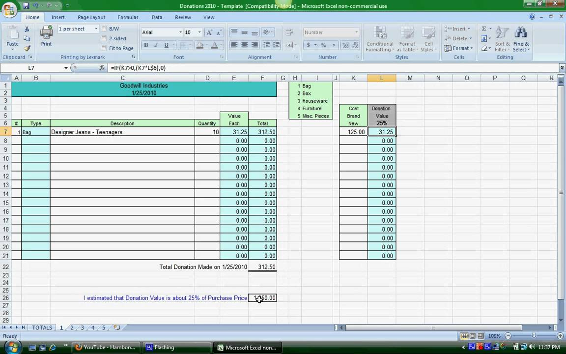 Spreadsheet For Church Offering With Regard To Free Church Tithe And Offering Spreadsheet  Charlotte Clergy Coalition