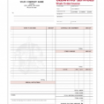 Spreadsheet For Cleaning Business For Example Oft For Cleaning Business Service Invoice Template Word