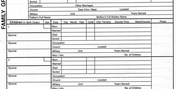 Spreadsheet For Family Tree Intended For Genealogy Spreadsheet Template Family Tree Template Excel With