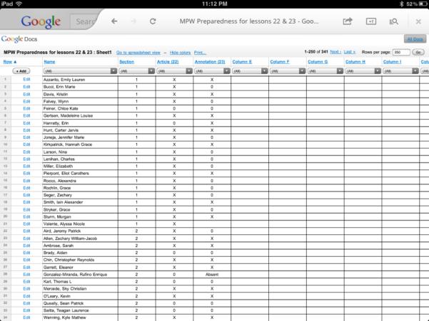 Spreadsheet For Ipad With Google Sheets On Ipad  Homebiz4U2Profit