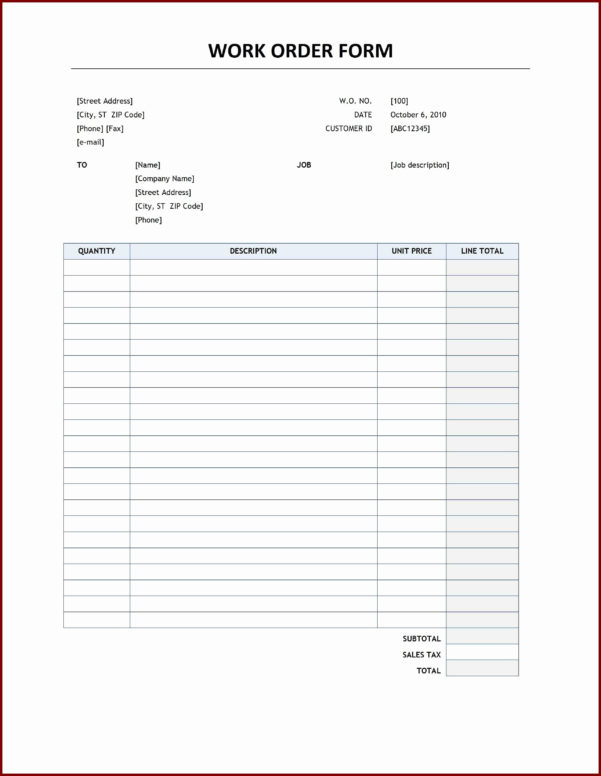 Spreadsheet For Lawn Mowing Business Download In 50 Free Lawn Care Invoice Template  Techdeally