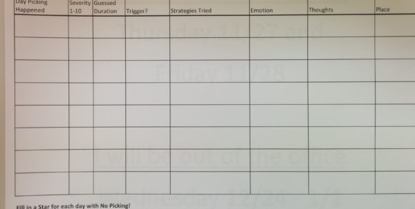 Spreadsheet For Tracking Lpc Hours For Child Version Of Picking  Pulling Log  Courage Counseling, Pllc Spreadsheet For Tracking Lpc Hours Google Spreadsheet