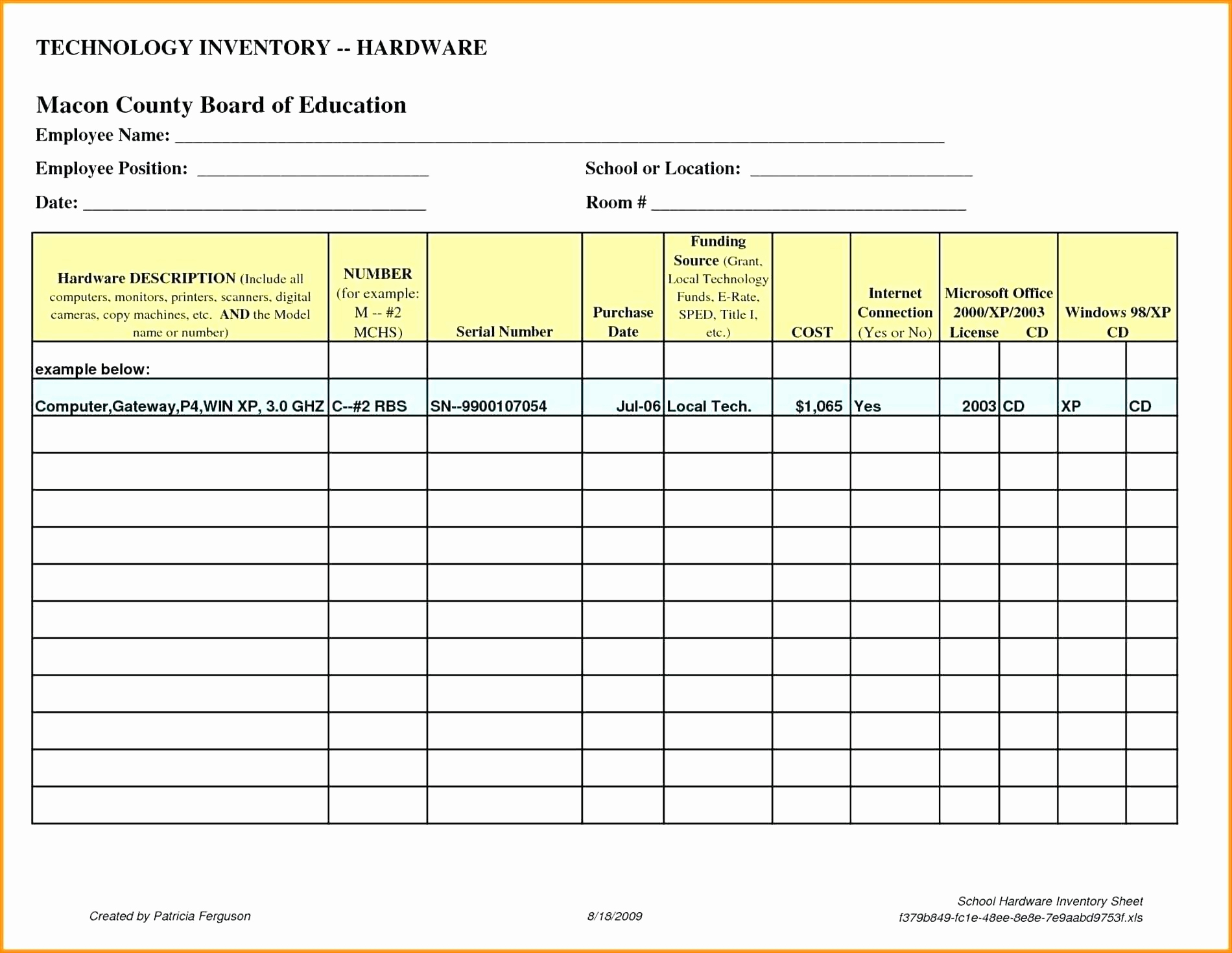 Spreadsheet Form Throughout Blank Inventory Spreadsheet Luxury Tool Form Guvecurid Of Singular