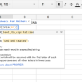 Spreadsheet Format Intended For Write Faster With Spreadsheets: 10 Shortcuts For Composing Outlines