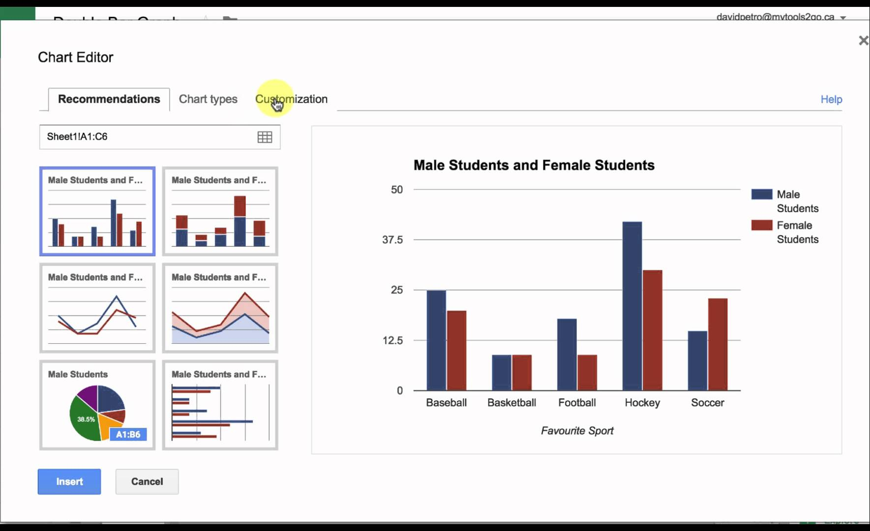 Spreadsheet Graphics For Google Docs Graphics  Homebiz4U2Profit