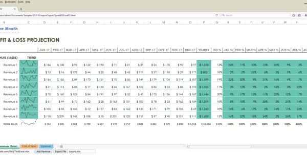 Spreadsheet Html Code In How To Import/export Excel Spreadsheets Using Javascript  Spreadjs Spreadsheet Html Code Google Spreadsheet