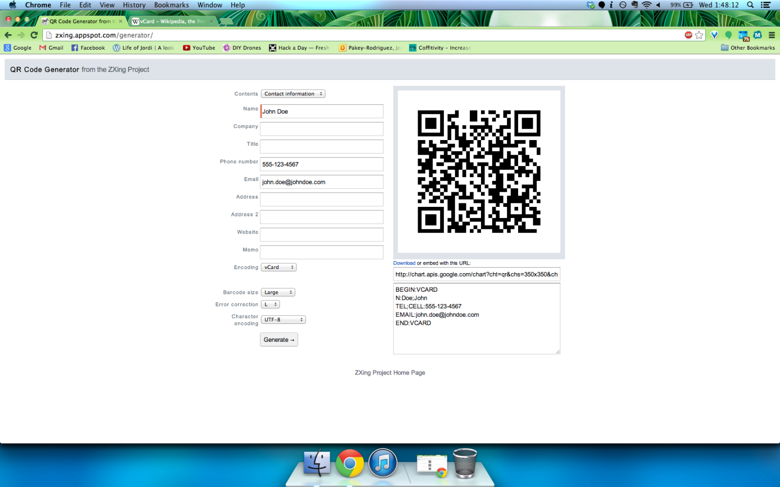 Spreadsheet Html Code Intended For Google Docs And Qr Codes – D1Sc0's Tech