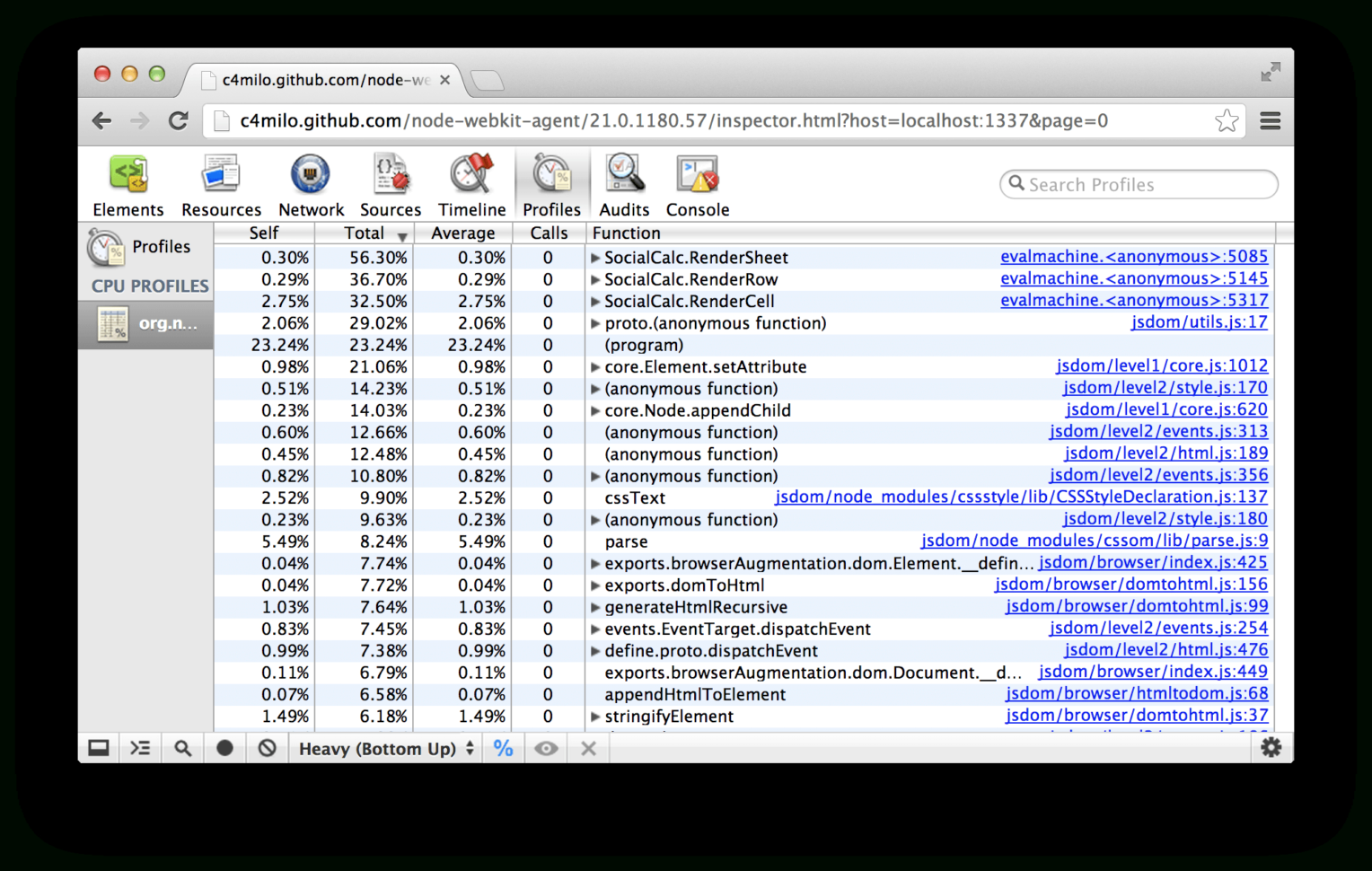 Spreadsheet Html Code Throughout Ethercalc