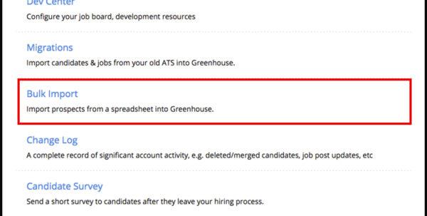 Spreadsheet Jobs Inside Bulk Import Prospects From Spreadsheet – Greenhouse Support