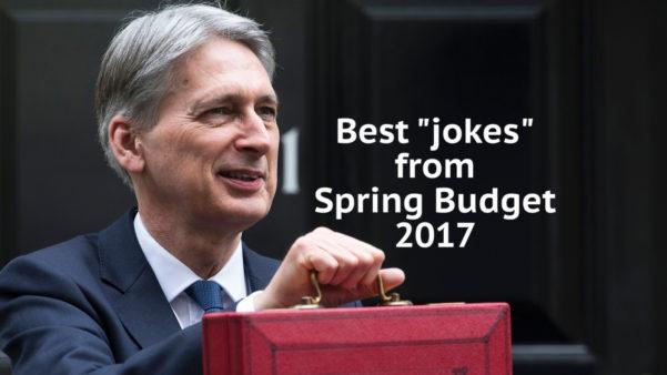 Spreadsheet Jokes Inside The Best Jokes From Philip 'spreadsheet Phil' Hammond In His Budget